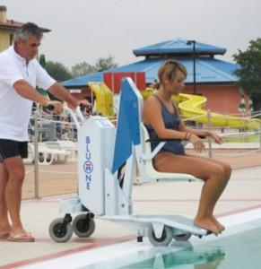 piscine adaptée handicap