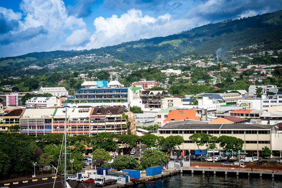 location villa Polynésie française