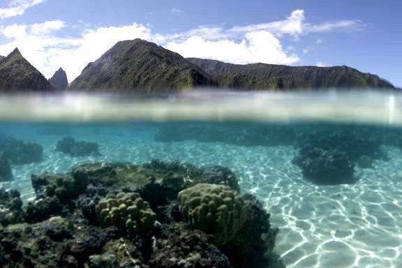 pension de famille à Tahiti