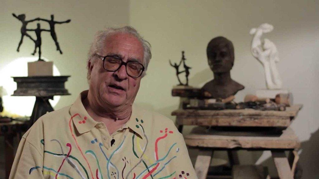 Sculpteur Peter Rockwell