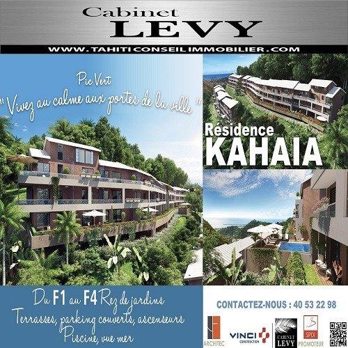 achat appartement Papeete